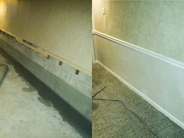 EverLast Wall Restoration System Installation in Essington, PA