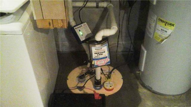 Old Pump Replaced with TripleSafe in Monroeville, NJ