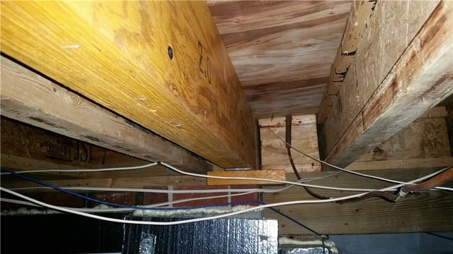 Floor Joist Replacement in Harrisburg, NC