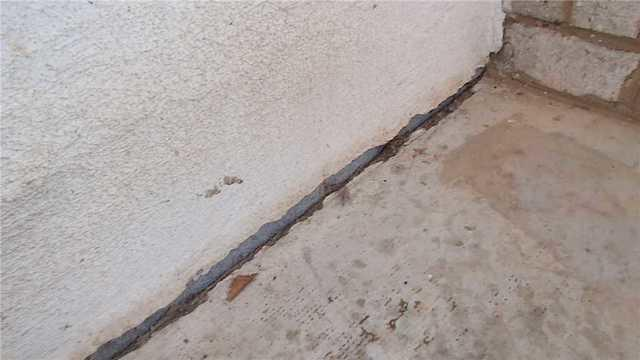 Sinking & Settling Concrete Driveway in Iron Station, NC