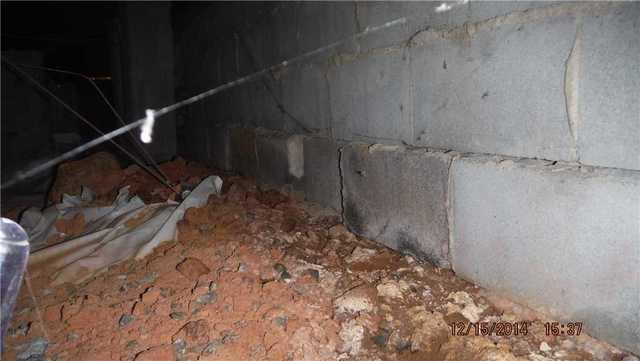 Waterproofing a Crawl Space in Taylorsville, NC