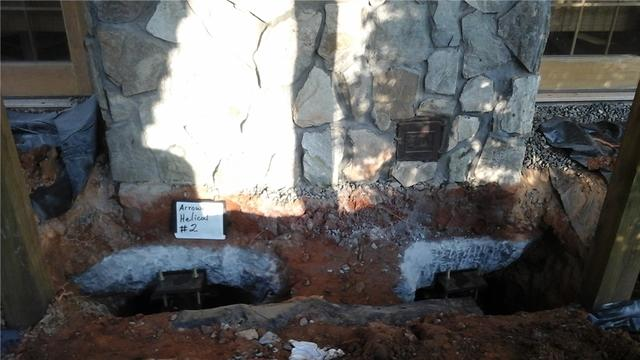 Chimney Foundation Support in Mooresboro, NC