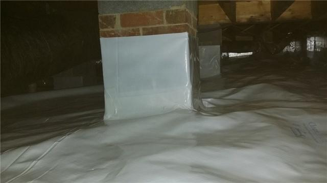 Crawl Space Mold Remediation in Waxhaw, NC
