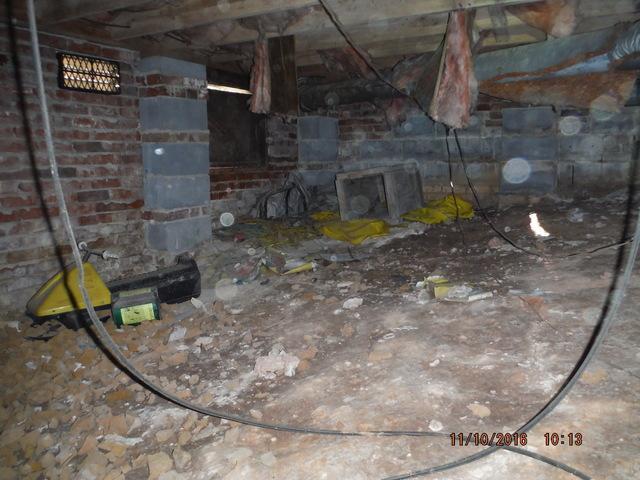 Dirty Crawlspace Lincolnton, NC
