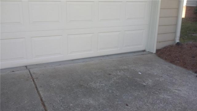 Concrete Driveway Leveling in Charlotte,NC