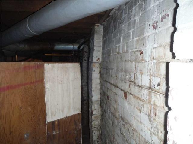 York, SC Basement Foundation & Waterproofing Project