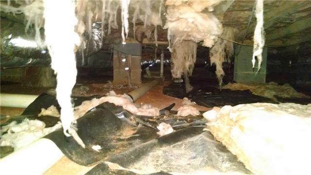 Vapor Barrier Seals Out Humidity in Mount Holly, NC