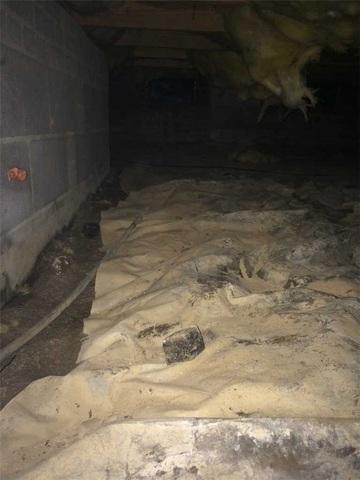 Crawl Space Repair in Matthews, NC