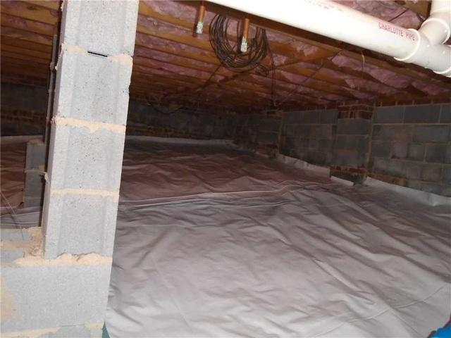 Mold Remediation in Gastonia, NC - After Photo
