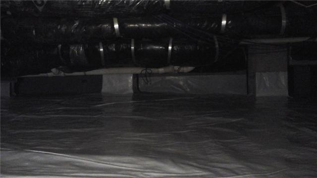 Moisture Barrier System installed in Davidson, NC