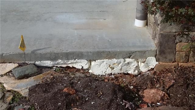 Concrete Lifting in Newton, NC - After Photo