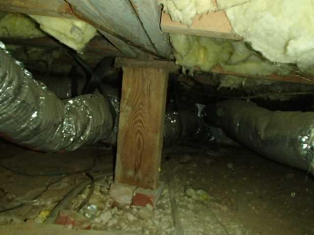 Crawlspace Repair in Kannapolis, NC