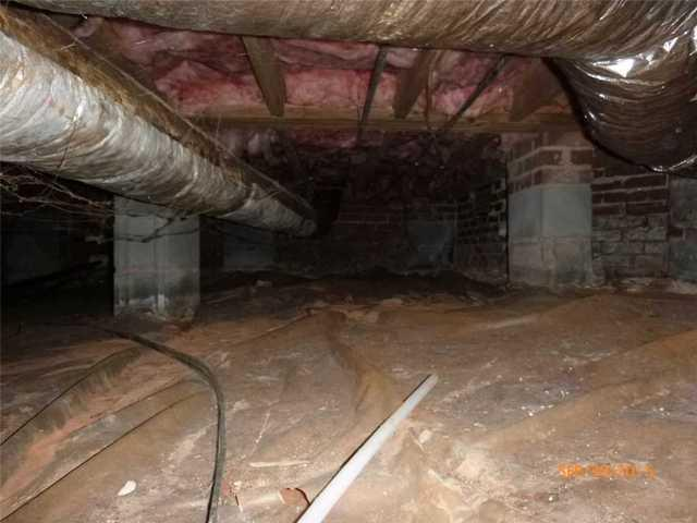 Musty Crawlspace Smell Remediated in Rock Hill, SC