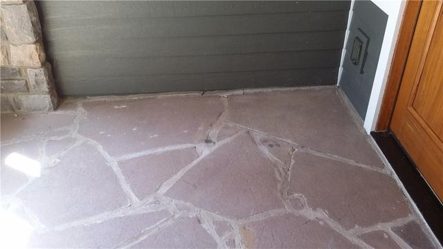 Concrete Porch Repair in Granite Falls, NC