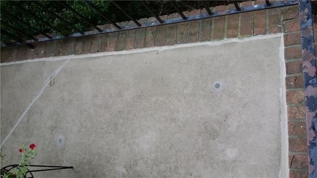 Repairing Concrete Settlement in Gastonia, NC