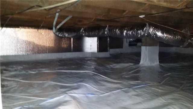 Crawlspace Repair in High Shoals, NC