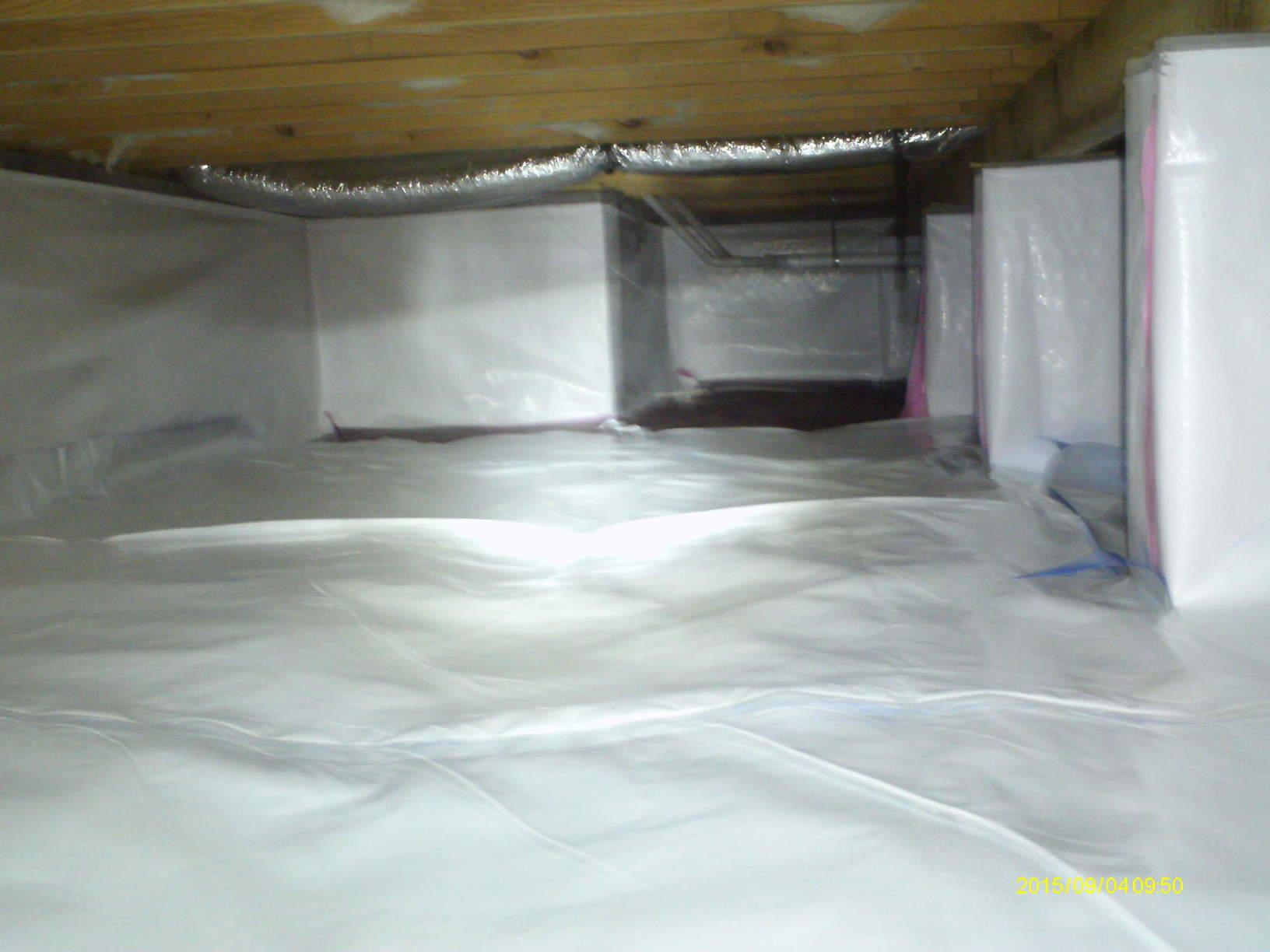 Clean Space in McMinnville, TN! - After Photo
