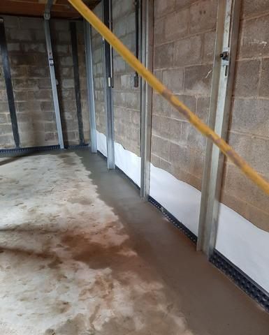 Waterproofing and Wall Stabilization in Bowling Green, KY