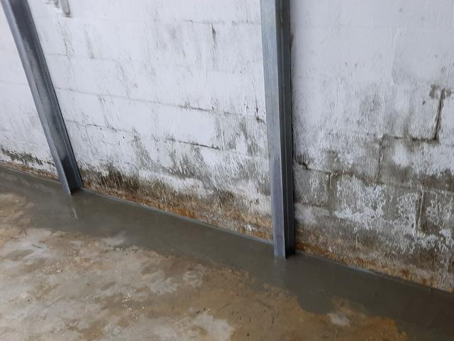 Foundation Wall Support in Cookeville TN - After Photo