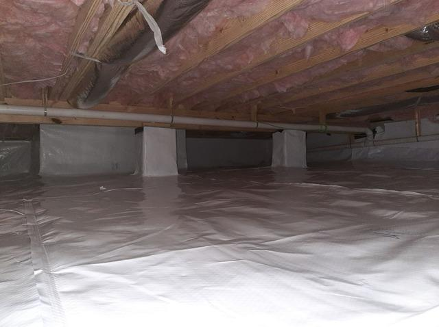 Crawl Space Encapsulation in Smithville, TN