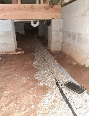 Crawl Space Repair- Murfreesboro, TN