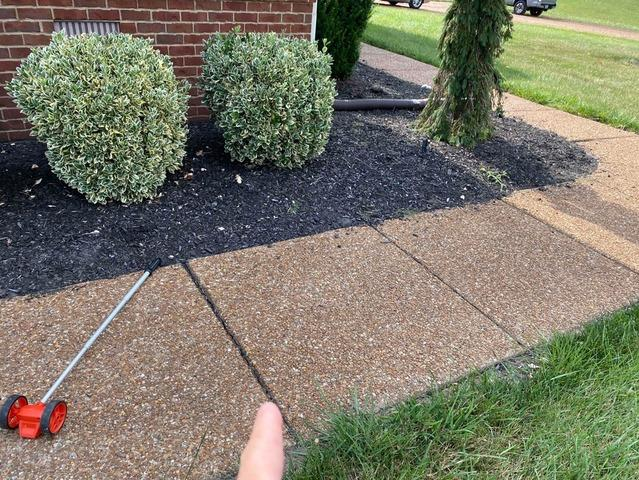 Concrete Repair Project- Greenbrier, TN 37073-6200