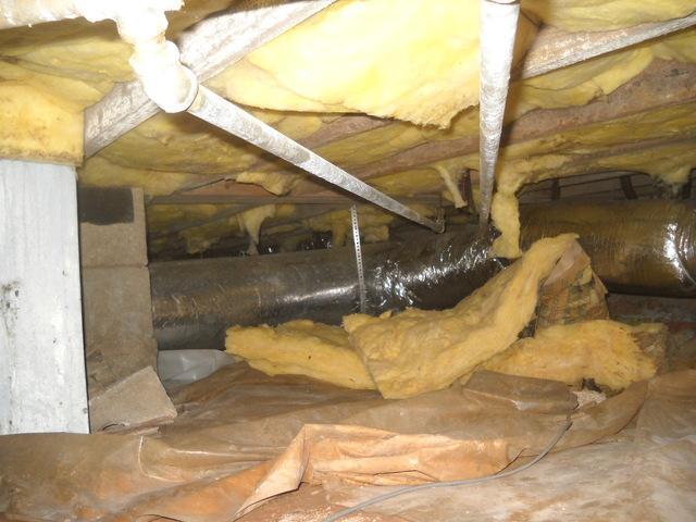 Crawl Space in Clarksville, TN