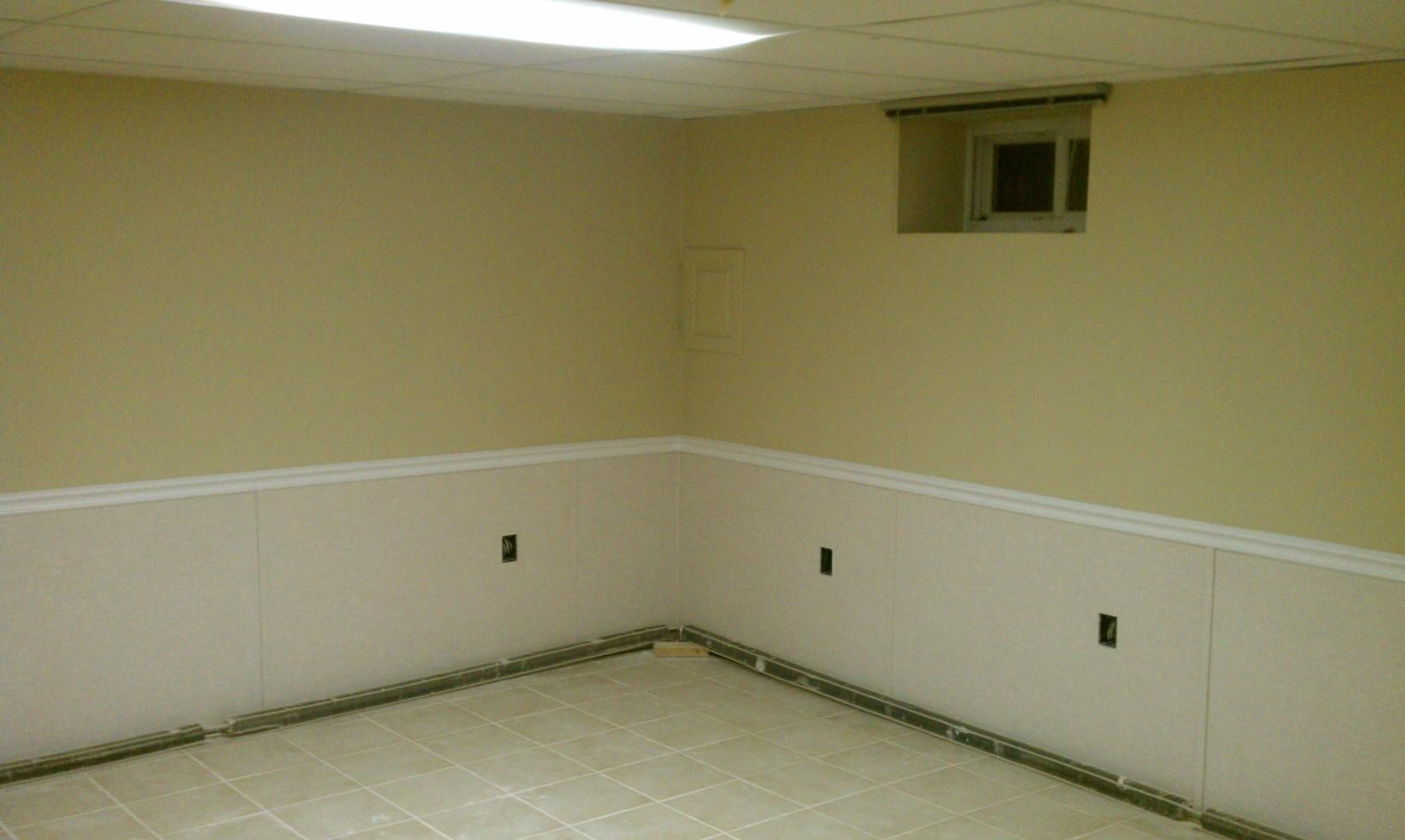 Everlast walls look GREAT! - After Photo