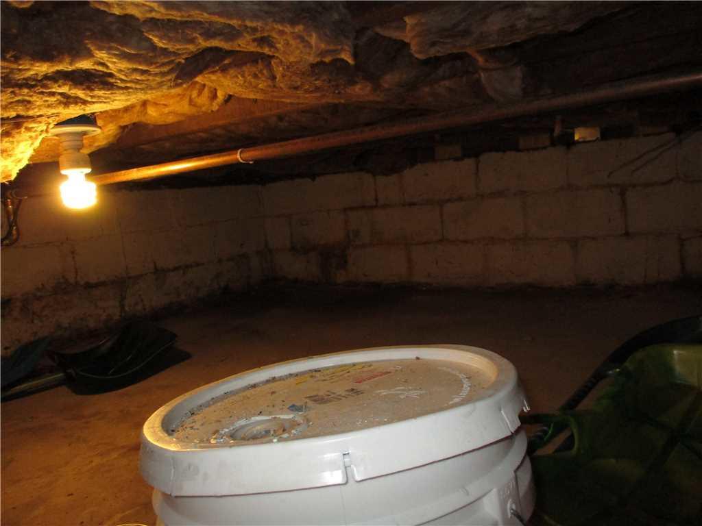 Crawlspace Repair in Rockville Centre - Before Photo