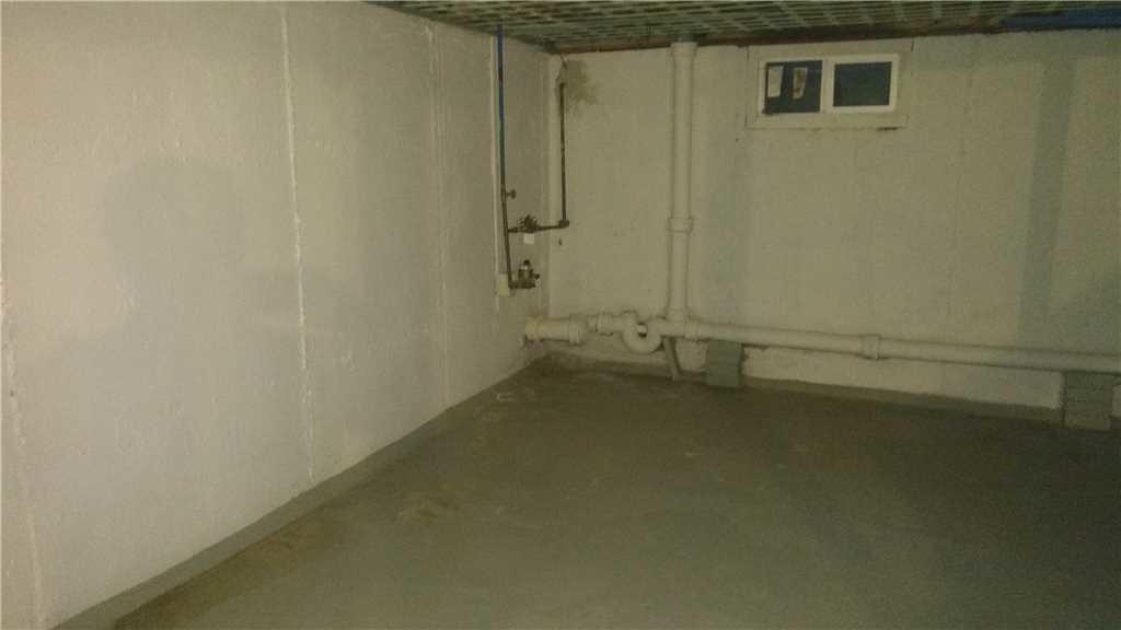 Waterproofing in West Hempstead - Before Photo