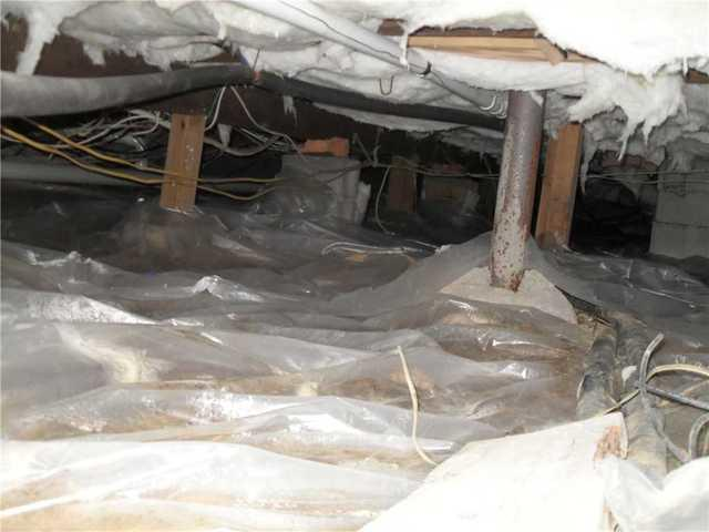 Crawlspace Containment in Oakdale, NY