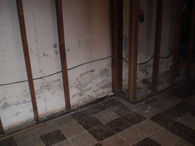 Basement Waterproofing in East Meadow, NY