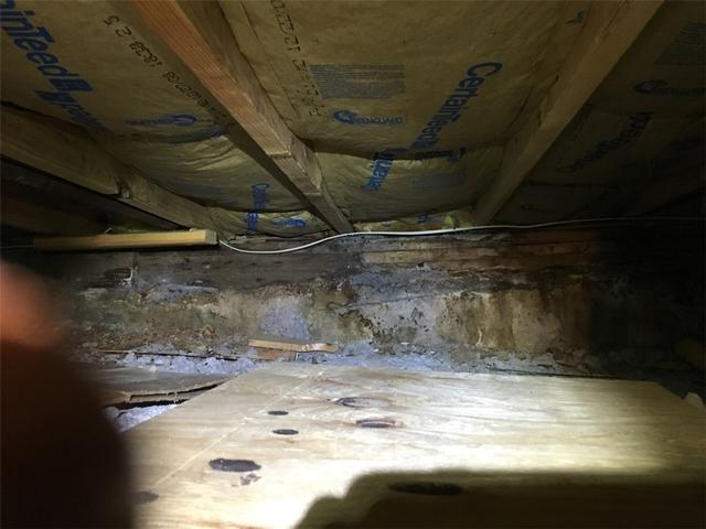Crawlspace Repair in Greenvale, NY