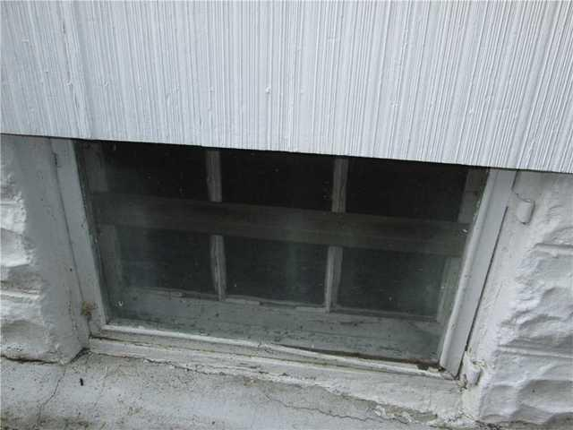 Leaky Basement Windows  Replaced and Basement Waterproofed in Rocky Point, NY.