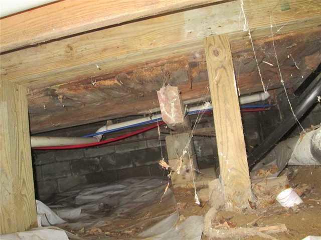 Crawlspace Repair in Amagansett