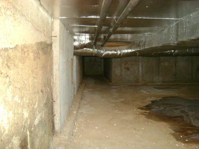 East Hampton Crawlspace Encapsulation