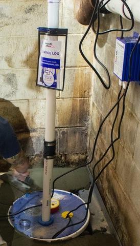 East Setauket Sump Pump Installation