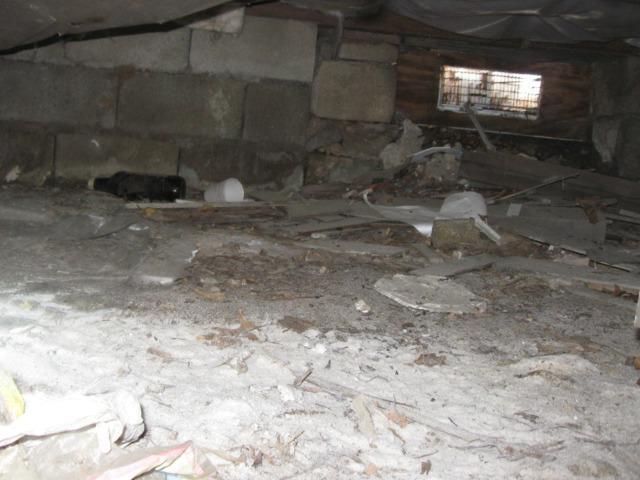 Crawlspace waterproofing in Merrick, NY