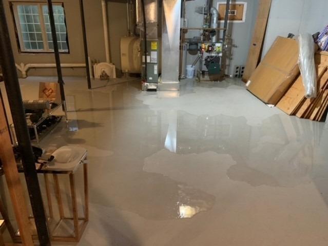 East Hampton, NY Basement Waterproofing