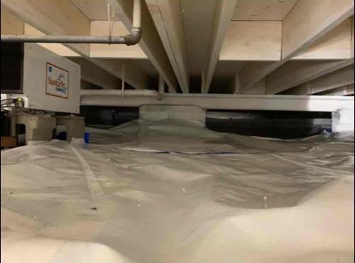 Long Beach Crawl Space