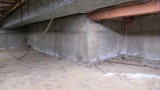 Selden Crawl Space Vapor Barrier