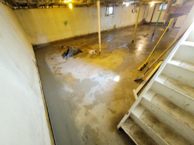Basement Waterproofing In Freeport