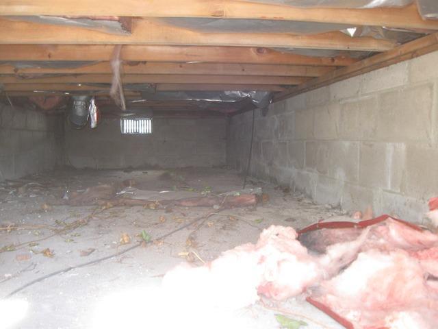 Crawl Space Insulation, Wantagh