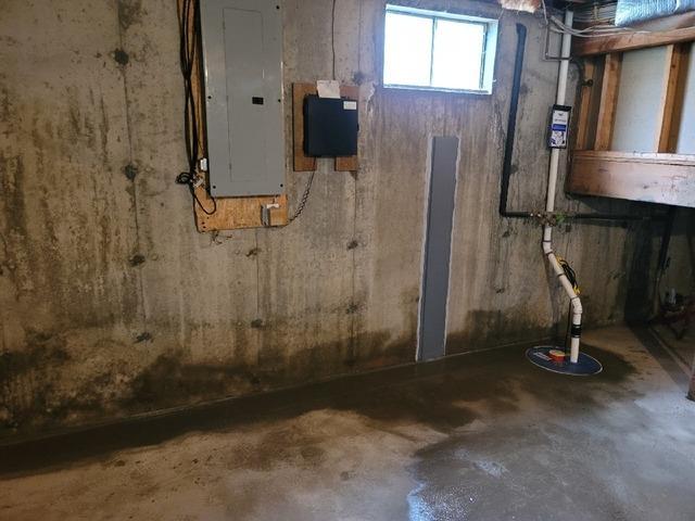 Basement Waterproofing, Shirley