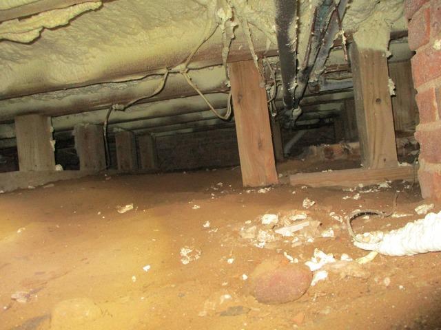 Crawl Space Encapsulatin, Mount Sinai