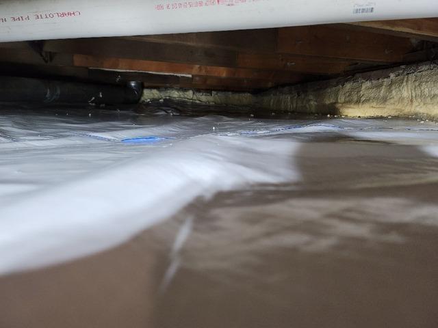 Southold Crawl Space Encapsulation