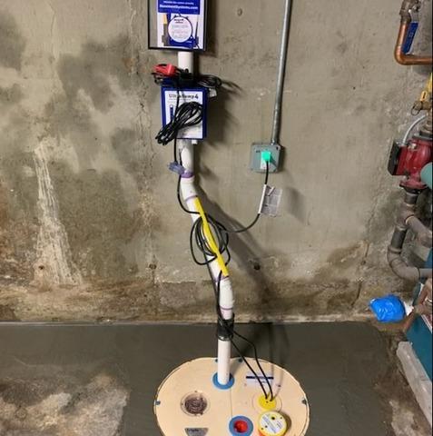 Basement Waterproofing, Syosset