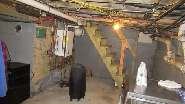Basement Waterproofing in Northport, NY