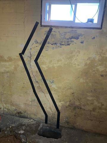 Deer Park Basement Wall Crack Repair