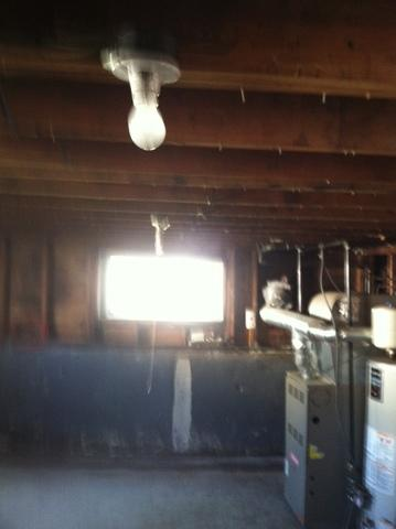 Copiague, NY: Make Room for Company! - Before Photo